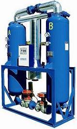 微热再生空气干燥机