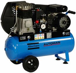 阿特拉斯Automan AF-AC有油润滑活塞式空压机