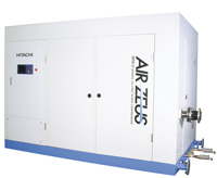 日立AIRZEUS系列无油螺杆空压机